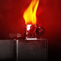 Как заправить зажигалку в домашних условиях