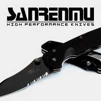 Обзор ножей Sanrenmu: ножи SRM с привилегированной репутацией