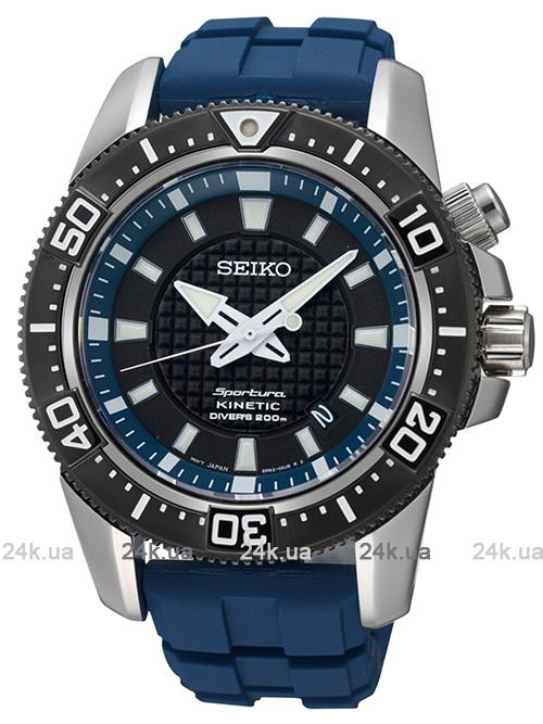 Seiko Часы Seiko Sportura Kinetic Diver s SKA5 SKA563P1=24k.ua. 1 предложение