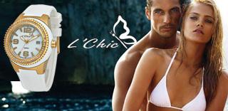 Акция Le Chic - к часам французские духи в подарок!