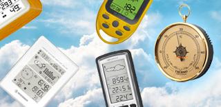Акция к метеостанциям Bresser и La Crosse  -  настенный интерьерный термометр Moller в подарок!