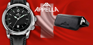 Акция Appella - визитница в подарок