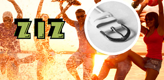 Акция. К часам ZIZ -второй ремешок в подарок!