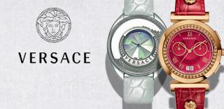 """Акция от Versace """"1+1=1"""". Получи 2 часов по цене 1"""