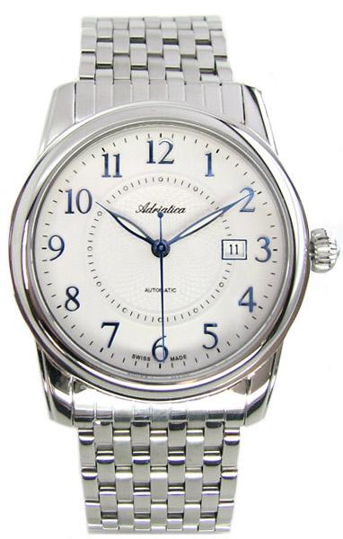 Наручные часы Adriatica Automatic 8196 8196.51B3A