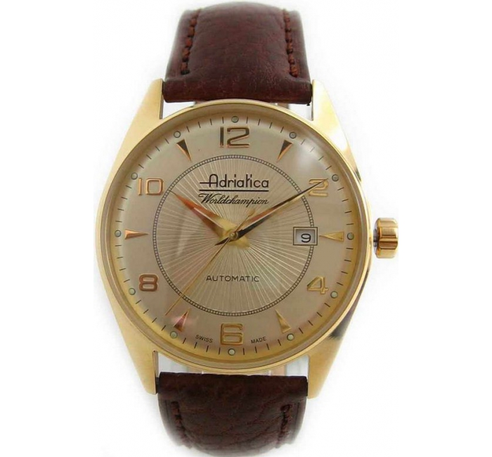 Наручные часы Adriatica Automatic 8142 8142.1251A