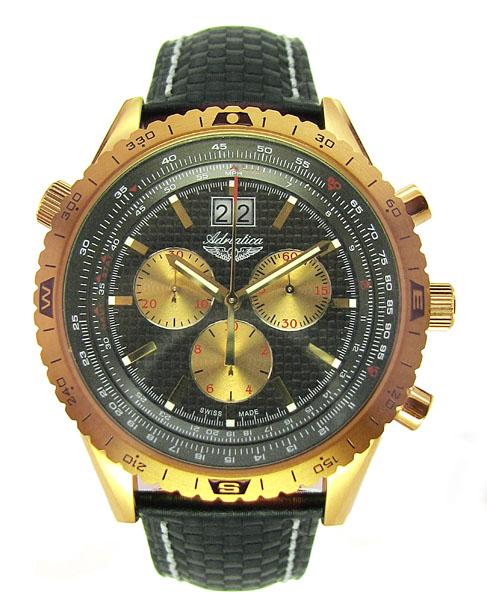 Наручные часы Adriatica Aviation 8172 8172.1216CH