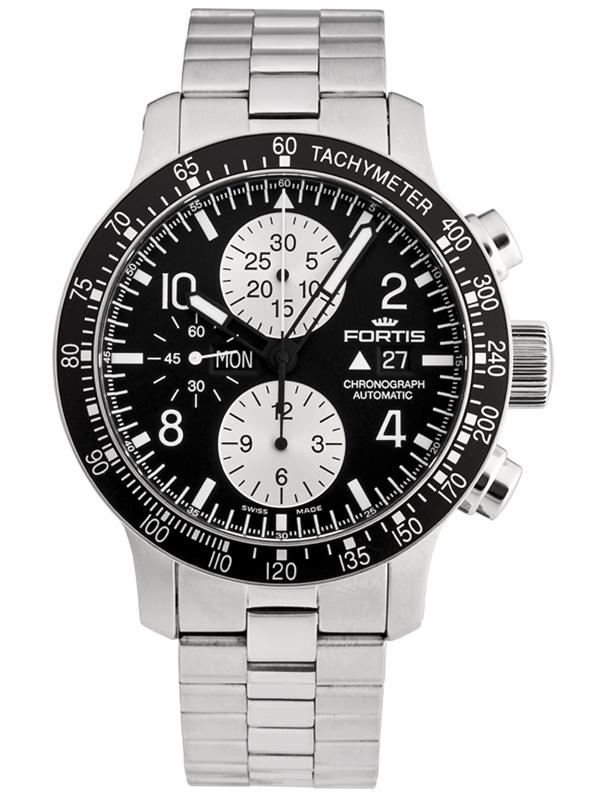 Наручные часы Fortis B-42 Stratoliner Chronograph 665.10.12 M