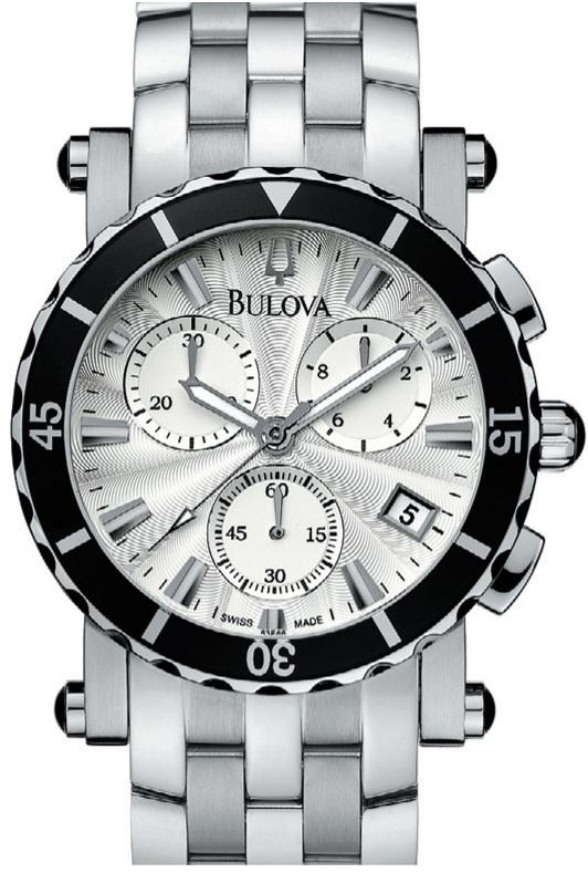 Наручные часы Bulova Classic Chronograph 1 63F66