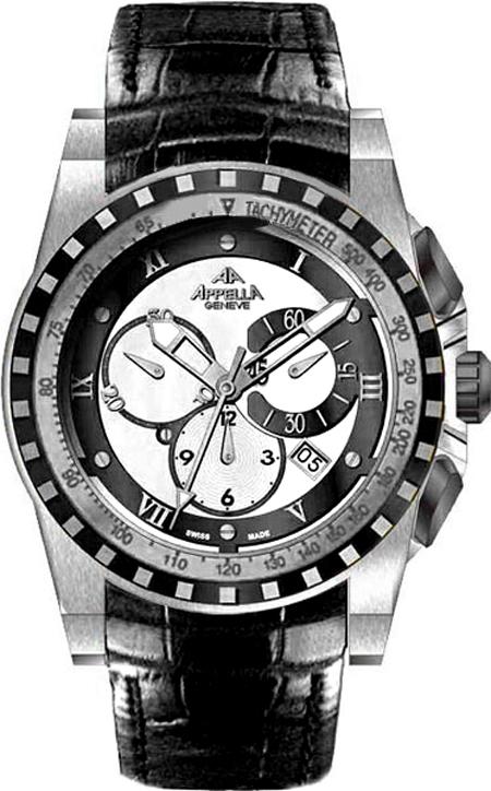 Наручные часы Appella Chronograph 4005 4005-3011