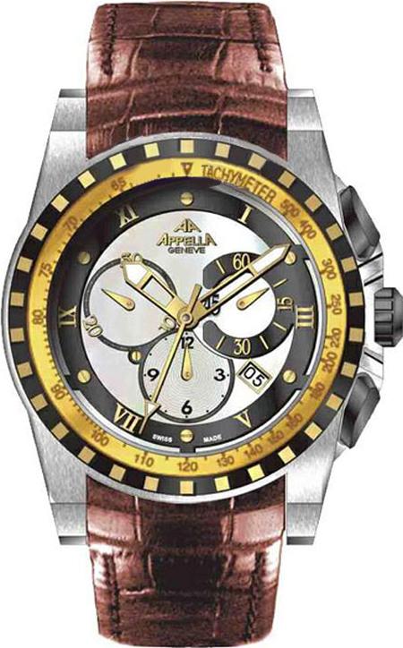Наручные часы Appella Chronograph 4005 4005-2011