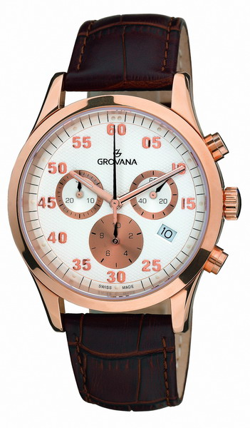 Купить Наручные Часы Grovana Chronograph 1203.9612