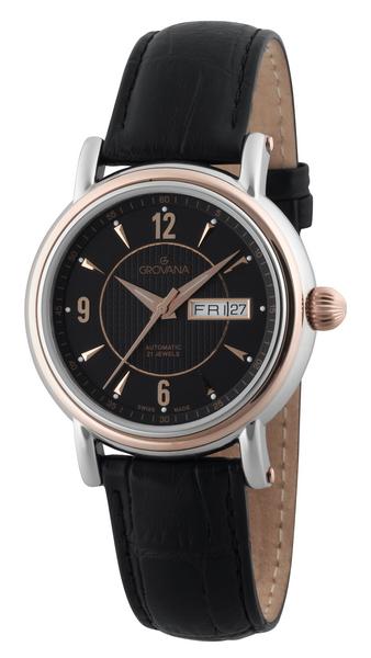 Купить Наручные Часы Grovana Mechanical 1160 1160.2557