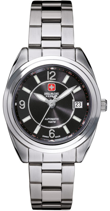 Наручные часы Swiss Military Hanowa Bataillon Lady Automatic 05-7153.04.007