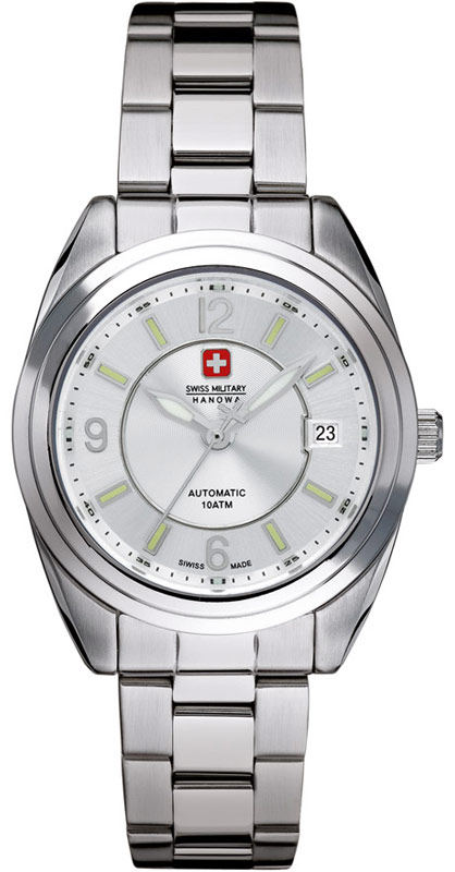 Наручные часы Swiss Military Hanowa Bataillon Lady Automatic 05-7153.04.001