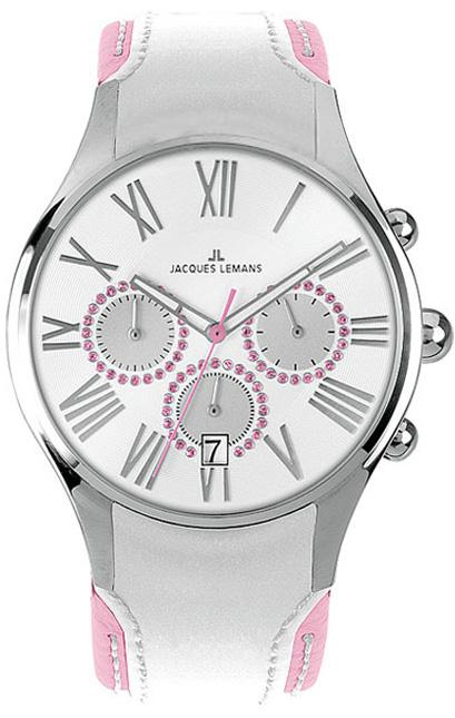 Наручные часы Jacques Lemans Capri 1-1605, 1-1606 1-1606G
