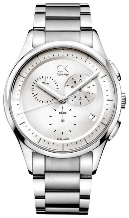 Наручные часы Calvin Klein CK BASIC CHRONO K2A27120