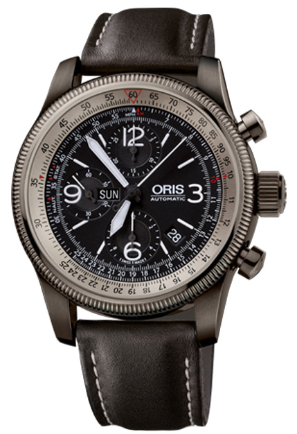 Наручные часы Oris Big Crown X1 Calculator 675.7648.4264.Set