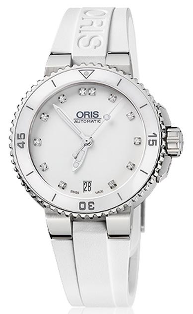 Наручные часы Oris Aquis Date Diamonds 733.7652.4191RS