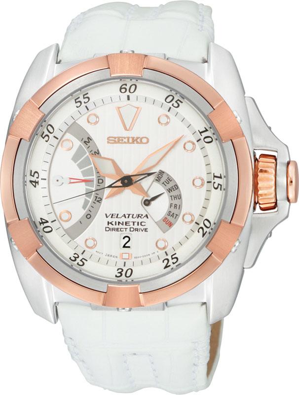 Наручные часы Seiko Velatura Kinetic Direct Drive SRH014P1