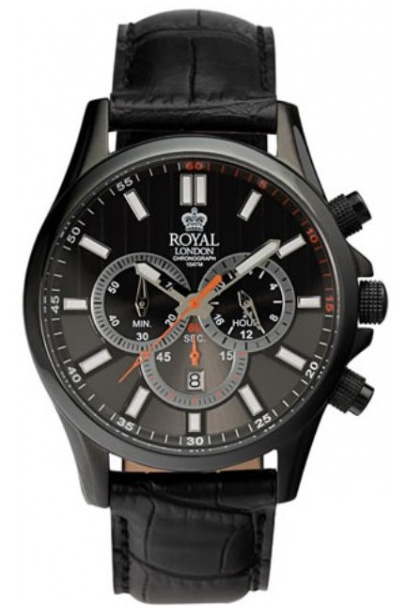 Наручные часы Royal London Sports Chronograph 11 41003-02