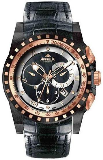Наручные часы Appella Chronograph 4005 4005-8014
