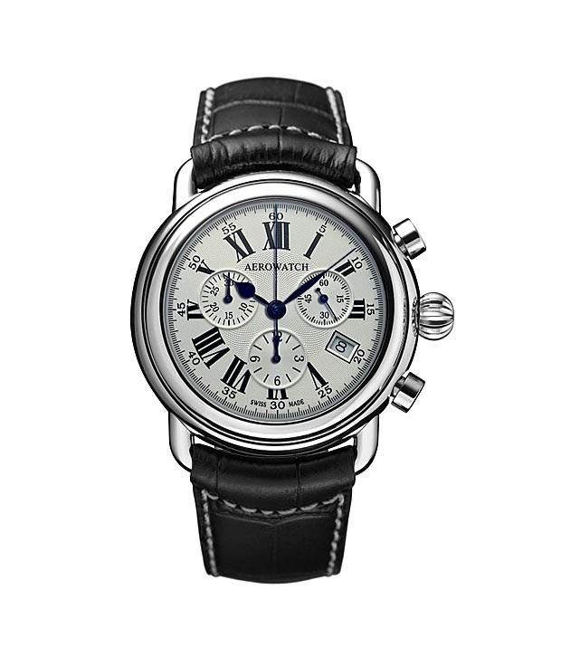 Наручные часы Aerowatch Chronograph Quartz 1942 83926 AA01