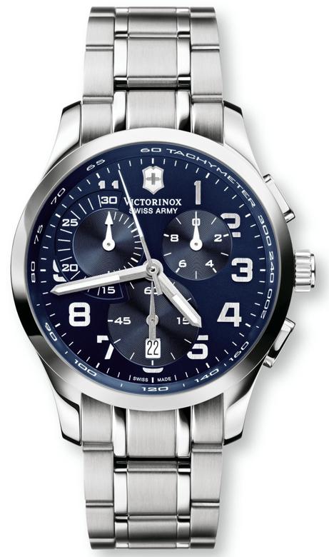 Наручные часы Victorinox Swiss Army Alliance II Chrono V241310