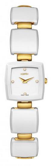 Наручные часы Roamer Ceramic Square Four Diamonds On Dial 672953.98.29.60