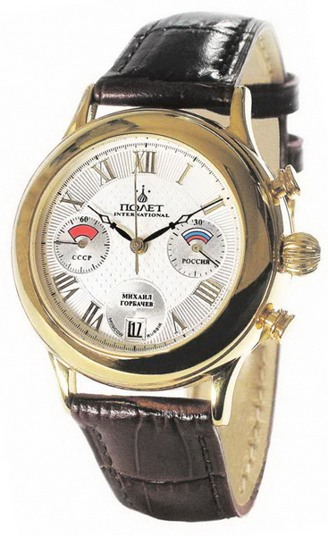Наручные часы Poljot International Gorbatchov 3133.7776500