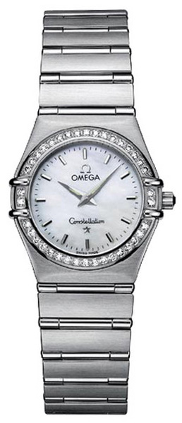 Наручные часы Omega Constellation Quartz 1476.71.00