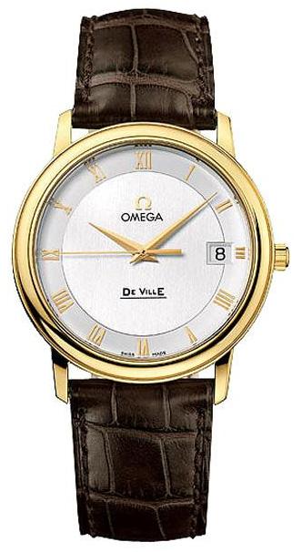 Наручные часы Omega De Ville Prestige Quartz 4610.32.02