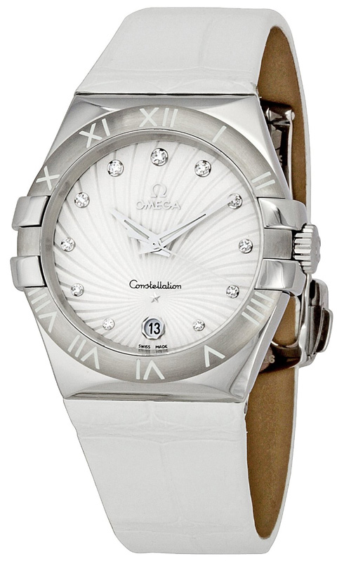 Наручные часы Omega Constellation Quartz 123.13.35.60.52.001