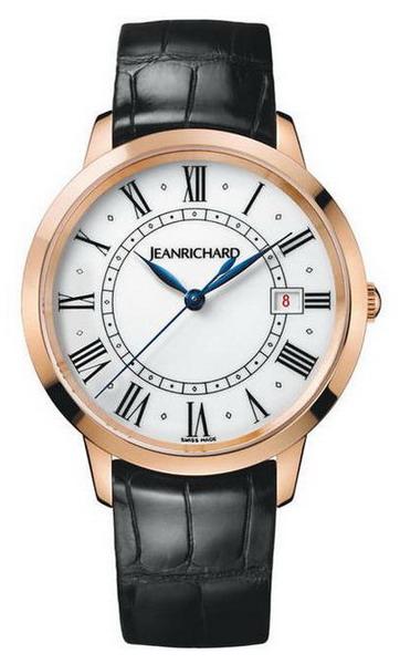 Наручные часы Jean Richard Bressel Hommage Вaniel 60119-52-70A-AA6D