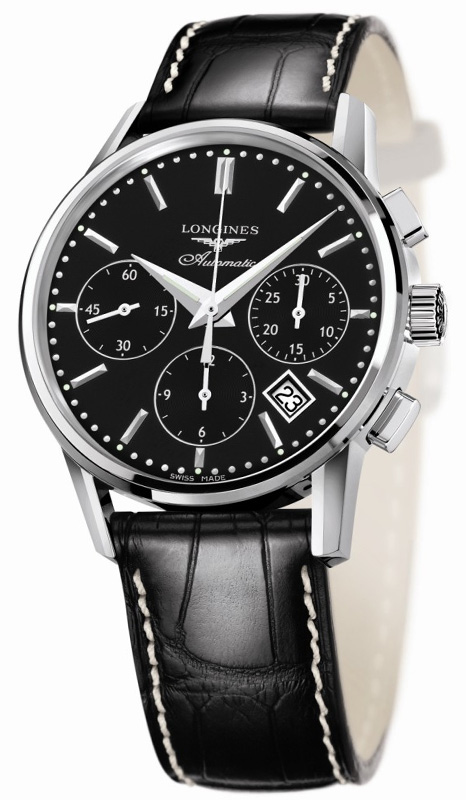 Наручные часы Longines Column-Wheel Chronograph L2.749.4.52.0