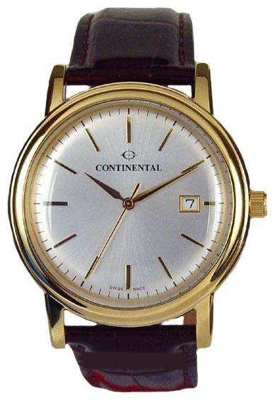 Наручные часы Continental Leather Sophistication 1331 1331-GP157