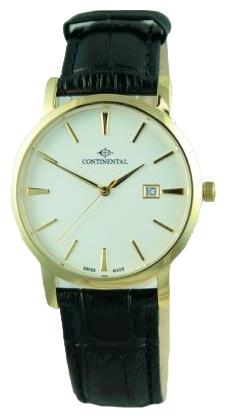 Наручные часы Continental Leather Sophistication 1336 1336-GP157