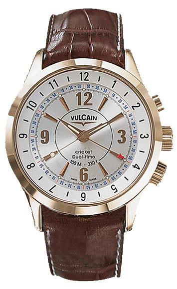 Наручные часы Vulcain Aviator GMT 100505.021L