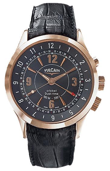 Наручные часы Vulcain Aviator GMT 100505.022L