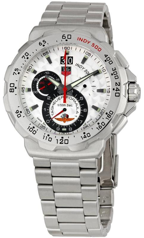 Наручные часы Tag Heuer Formula 1 Indy 500 Grande Date Chronograph CAH101B.BA0860