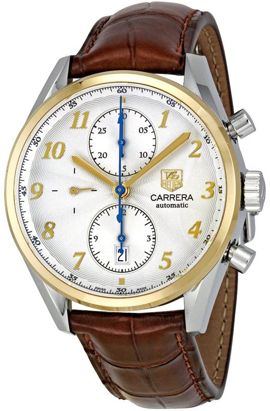 Наручные часы Tag Heuer Carrera Calibre 16 Heritage Automatic Chronograph CAS2150.FC6291