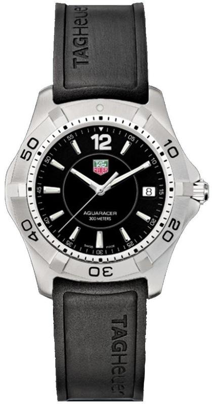 Наручные часы Tag Heuer Aquaracer Date 300M WAF1110.FT8009