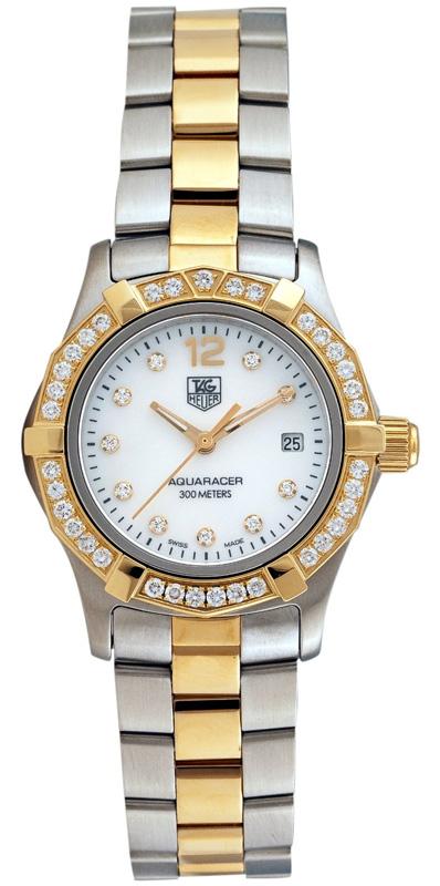 Наручные часы Tag Heuer Aquaracer Diamond WAF1450.BB0825