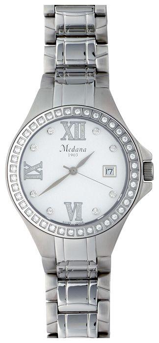 Наручные часы Medana Classic 101-102 101.1.11.W 29.2