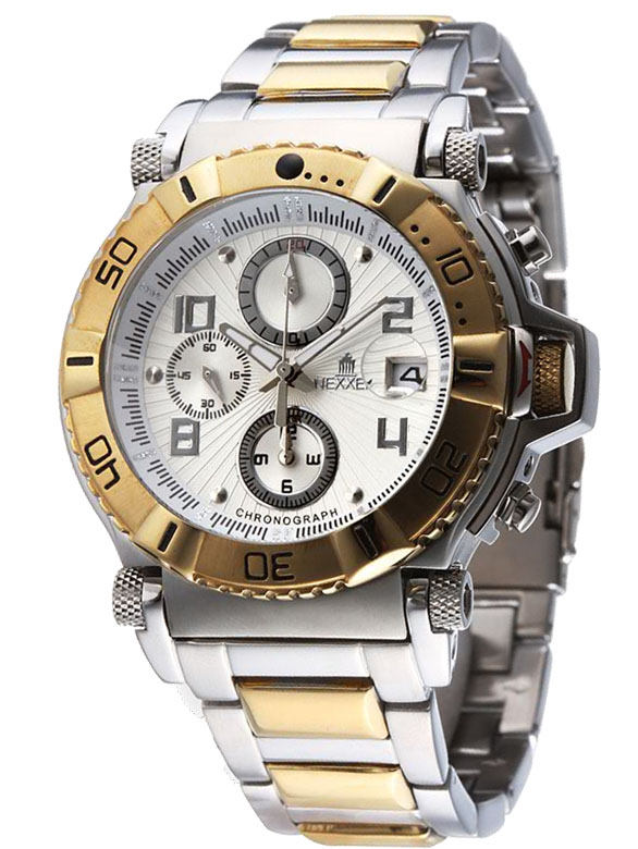 Наручные часы Nexxen Anold 10901 NE10901CHM 2T/SIL
