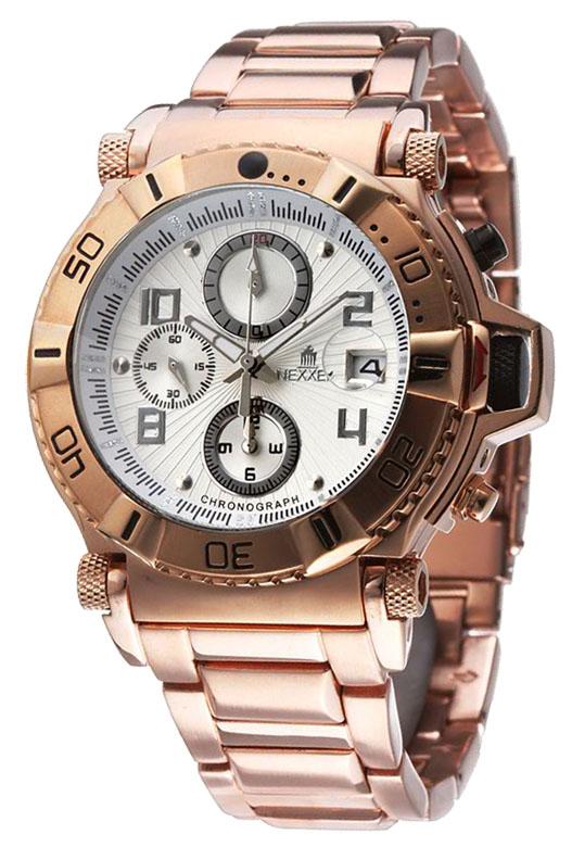 Наручные часы Nexxen Anold 10901 NE10901CHM RG/SIL