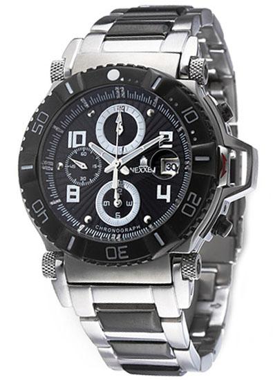 Наручные часы Nexxen Anold 10901 NE10901CHM PNP/BLK/BLK