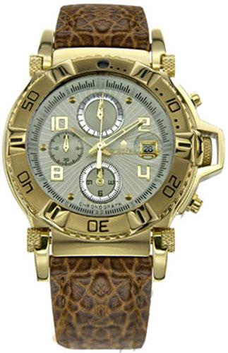 Наручные часы Nexxen Anold 10902 NE10902CHM GP/SIL/BRN