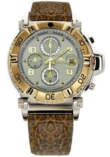 Наручные часы Nexxen Anold 10902 NE10902CHM 2T/SIL/BRN