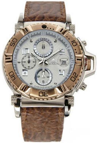 Наручные часы Nexxen Anold 10902 NE10902CHM RC/SIL/BRN